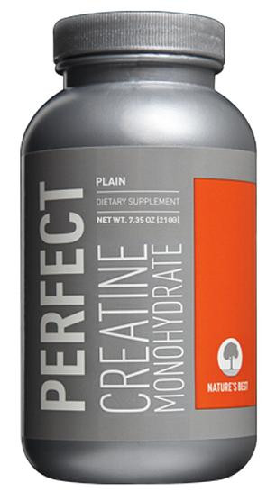 NATURE'S BEST Perfect Creatine Monohydrate 210g