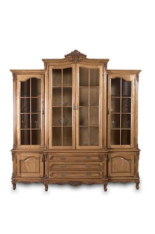 """Деревянный шкаф """"Регина"""" - № 2. (211,5х50х220 см), фото 2"""