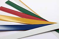 Ценникодержатель пластиковый самоклеящийся 39 мм длина 1 м