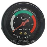 Указатель давления масла 6 МПа (МД219(18))