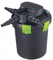 Напорный фильтр с обратной промывкой AquaNova NBPF-6000 УФ-лампа 9Вт (для пруда до 6000л)