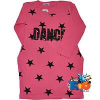 """Оригинальная туника """"Stars Dance"""" , из трикотажа , для девочки от 8-12 лет"""