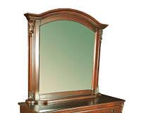 """Зеркало в деревянной оправе """"Надежда"""". (102х95 см)"""