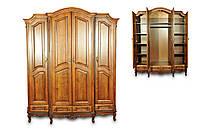 "Деревянный шкаф ""Надежда"". (175х60х220 см)"