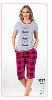 Пижама капри женская FAWN арт:3527