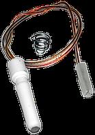 Свеча электроподжига конфорки, разрядник для газовой плиты Indesit C00083020