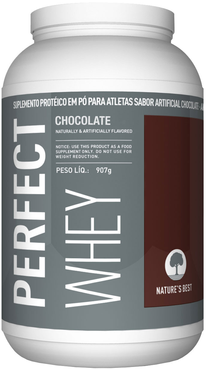 NATURE'S BEST Perfect Whey 907 г