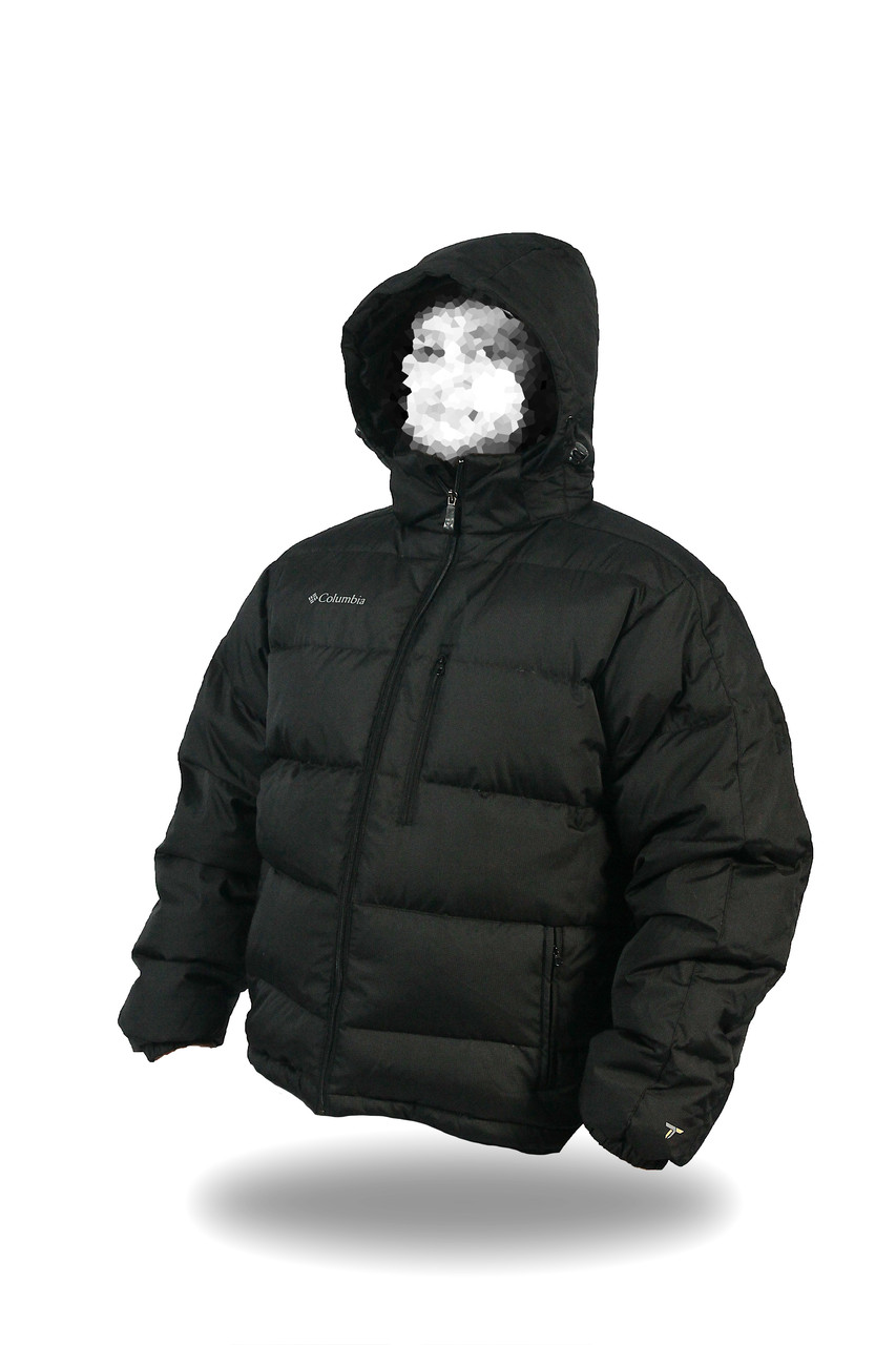 Куртка мужская пуховая Columbia зимняя - Интернет-магазин одежды для всей  семьи!