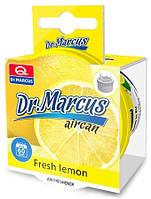 Освежитель воздуха автомобильный Dr. Marcus Aircan Fresh Lemon 40 г