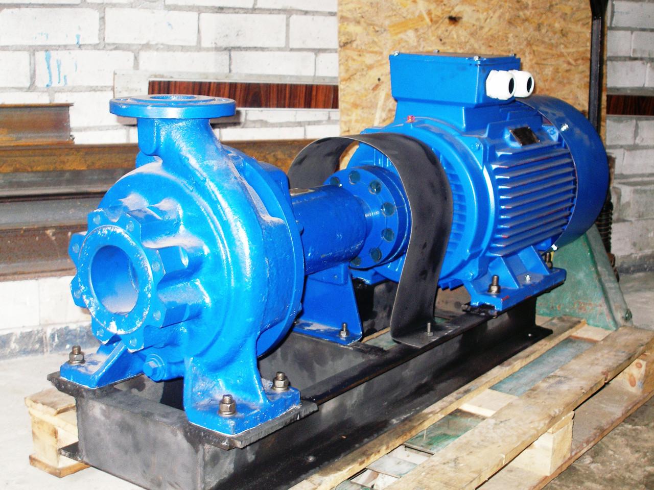 Насос консольный К 100-65-200а с эл.двиг. 22 кВт\3000 об.мин
