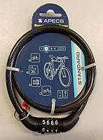 Замок велосипедный Apecs PD-82