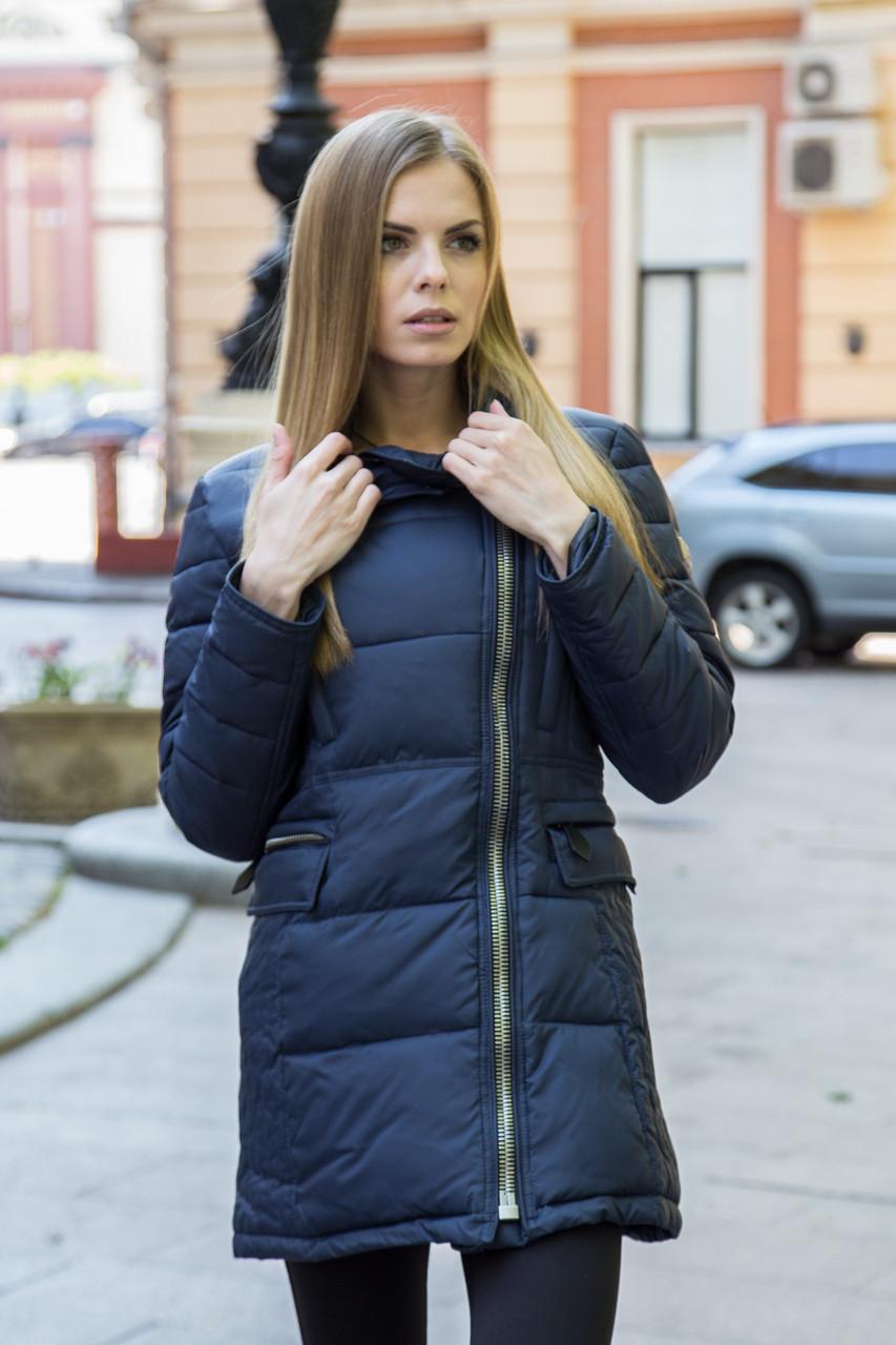 Пальто зимове жіноче Freever 566