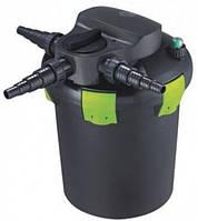 Напорный фильтр с обратной промывкой AquaNova NBPF-9000 УФ-лампа 11Вт (для пруда до 9000л)