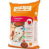 Клуб 4 лапы корм для взрослых кошек с мясным филе, 11 кг