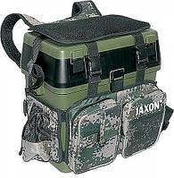 Ящик зимний JAXON 35/23/38cm+сумка-рюкзак
