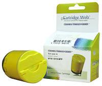 Картридж CartridgeWeb для Xerox Phaser 6110 (106R01204) Yellow
