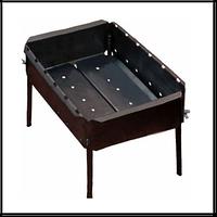 Мангал - Пикник (на 10 шампуров) сталь 1,5 мм