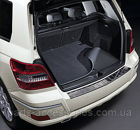 Mercedes GLK X204 X 204 двухсторонний коврик в багажник новый оригинал