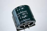 270мкф-450v;   (105°C) GU<M> 35*30  Nichicon