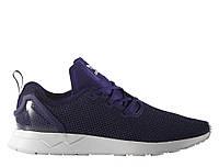 """Оригинальные мужские кроссовки Adidas ZX Flux ADV Asymmetrical """"Collegiate Purple"""""""