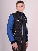 Стильная спортивная куртка Дарий для мальчика (рост 146-152)