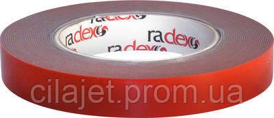 Пеноакриловая двухсторонняя клеящая лента RADEX HSA TAPE 06-12ммх10м 06мм - Интернет-магазин СILAJET в Киеве