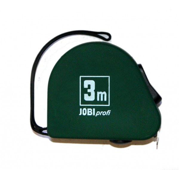 Рулетка Jobi 3 метра, без магнита