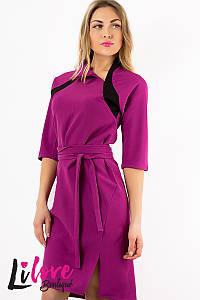 Женское повседневное платье №55-723