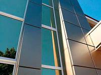Алюминиевый композитный фасад
