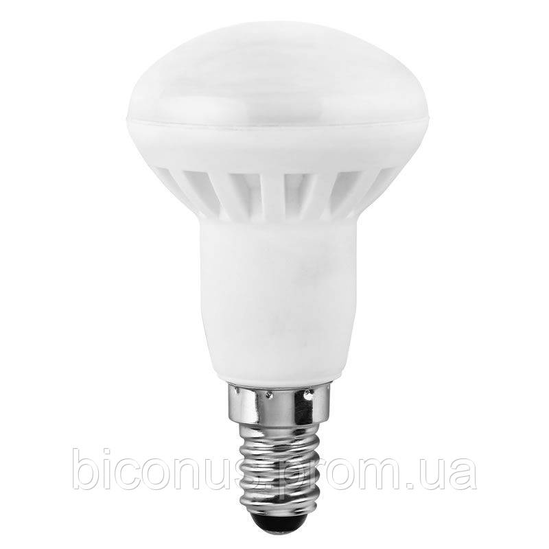 Светодиодная лампа  (R50)   LED-306 (6W) 5000K  E14  SVOYA