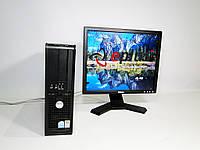 ПК Dell Optiplex 745 + Dell E177Fp бу