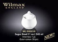 Сахарница Wilmax 340мл.Color WL-995019