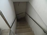 Ограждение лестницы из нержавейки нержавеющей стали