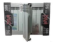Алюминиевый радиатор Diva 500/96 - Украина 205 Ват