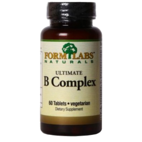 FORM LABS Naturals Ultimate B-Complex 90 caps