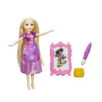DPR Модная кукла принцесса Рапунцель и ее хобби, B9146