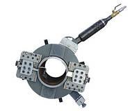 Труборез разъемный ТР-450 для труб 300-450 мм (Пневмопривод)
