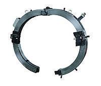 Труборез разъемный ТР-1500 для труб 1300-1500 мм (Электропривод 220В)