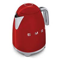 Красный чайник Smeg KLF03RDEU