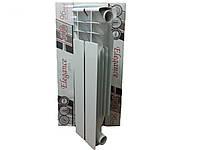 Алюминиевый радиатор Elegance 500/96 теплоотдача 205 Ват