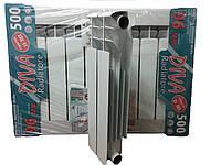 Биметаллический радиатор Diva 96/500