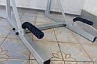 Стойка турник-брусья, с упорами для жима лежа. Гимнастический комплекс, фото 4