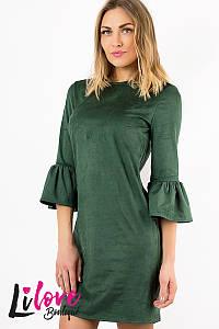 Женское повседневное платье №55-722