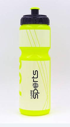Бутылка для воды спортивная 750мл I LOVE SPORT FI-5960, фото 2