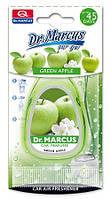 Освежитель воздуха автомобильный Dr. Marcus Car Gel Green Apple 10 мл