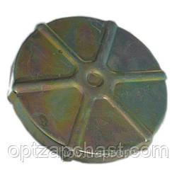 Пробка (крышка) топливного бака МТЗ с/о (металл) (50-113010В)