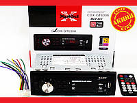 Автомагнитола Sony CDX-GT6306 - MP3+Usb+Sd+Fm+Aux+ пульт (4x50W), фото 1