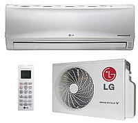 Инверторный кондиционер LG S18SWC/S18WUC Megahit