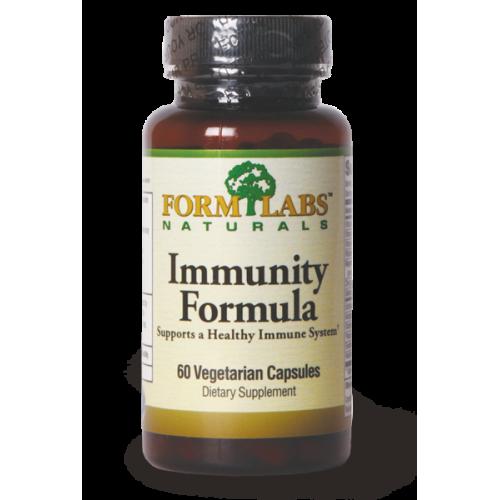 FORM LABS Naturals Immunity formula 60 vegetarian cap