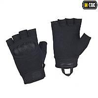 Перчатки M-Tac беспалые Assault Tactical Mk.3 Black, фото 1